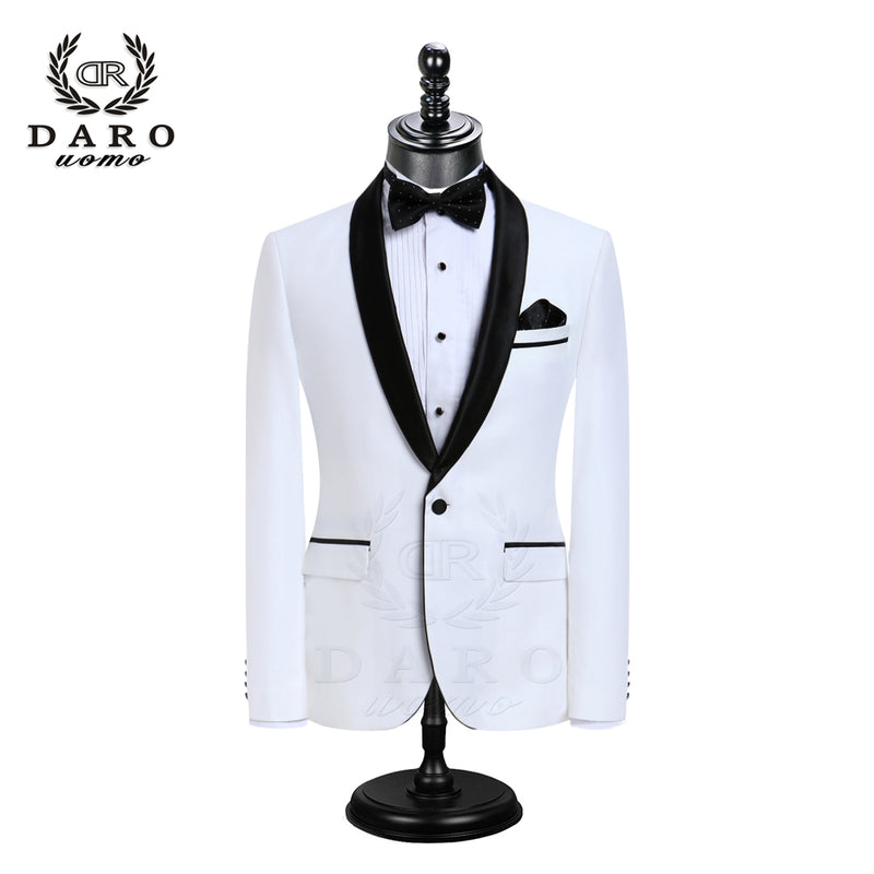mens Embroidery Chinese stage wedding bridegroom Dress Blazers coat pants suits