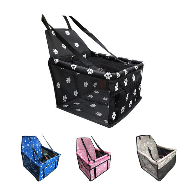 Waterproof Travel Seat Cover Dog Car Carrier (Available in 4 Colors) - dogsl1fe.myshopify.com - FREE SHIPPING - [variant_title] - Home of Top quality dog products & Accessories for dogs and dog lovers