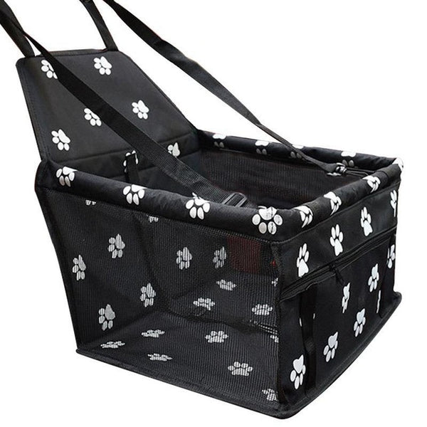 Waterproof Travel Seat Cover Dog Car Carrier (Available in 4 Colors) - dogsl1fe.myshopify.com - FREE SHIPPING - BW / United States - Home of Top quality dog products & Accessories for dogs and dog lovers
