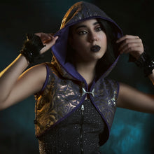 Load image into Gallery viewer, Morrigan's hood
