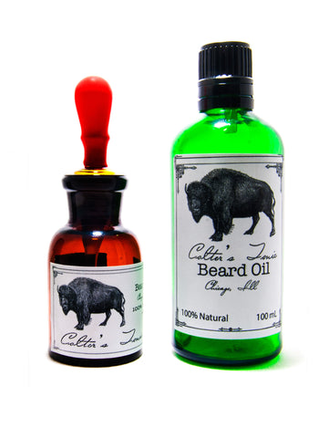 Colter's Beard Oil