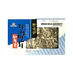 AM1002A<br>Choripdong Dried Wild Anchovy 10/1LB(454G)