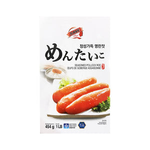 BM1034<br>Save+ Seasoned Pollock Roe 24/1LB(454G)