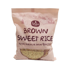 CH1014<br>Choripdong Sweet Brown Rice 12/4LB