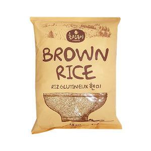CH1024<br>Choripdong Brown Rice 12/4LB