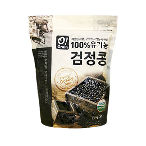 CO1005<br>O!Grain Organic Black Bean 12/3.5LB