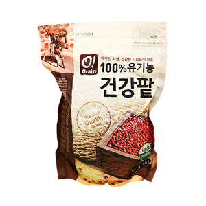 CO1006<br>O!Grain Organic Adzuki Bean 12/3.5LB