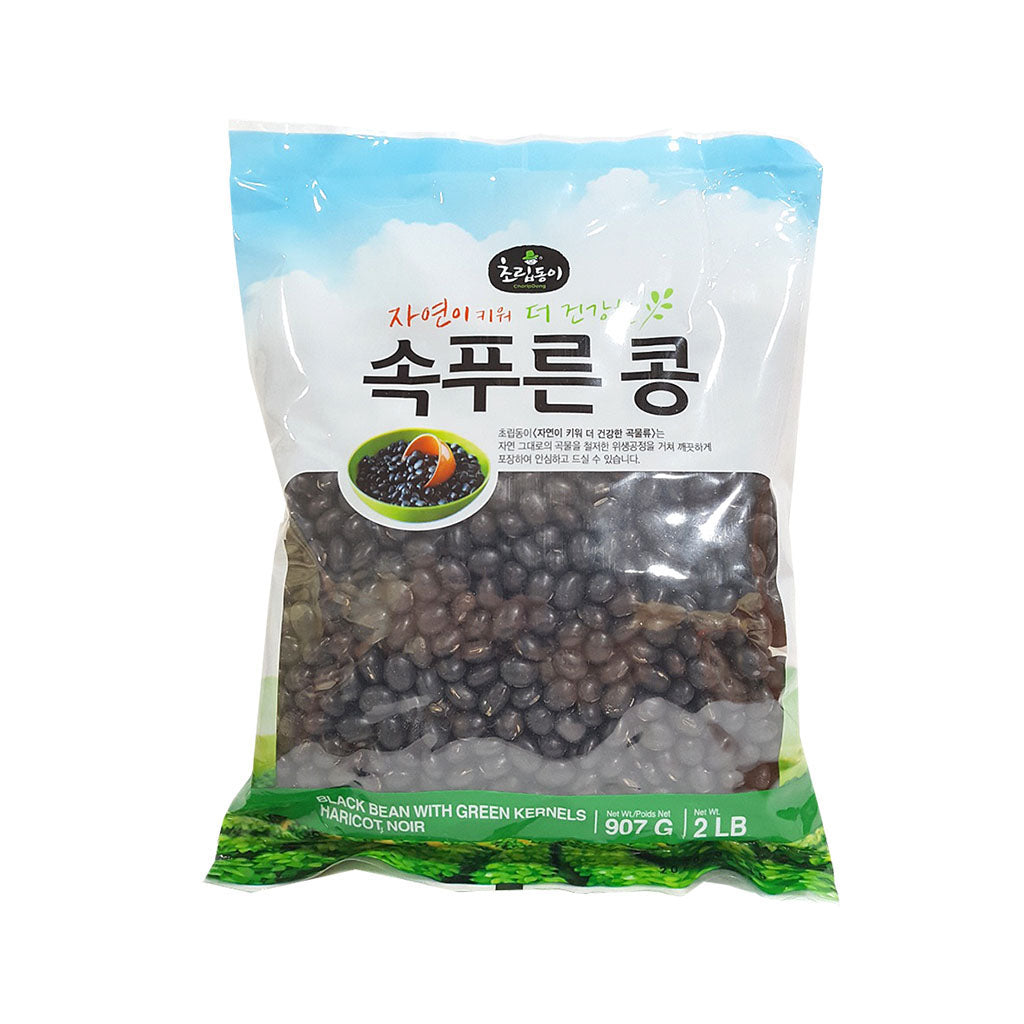CS1013A<br>Choripdong Black W/Green Bean 20/2LB