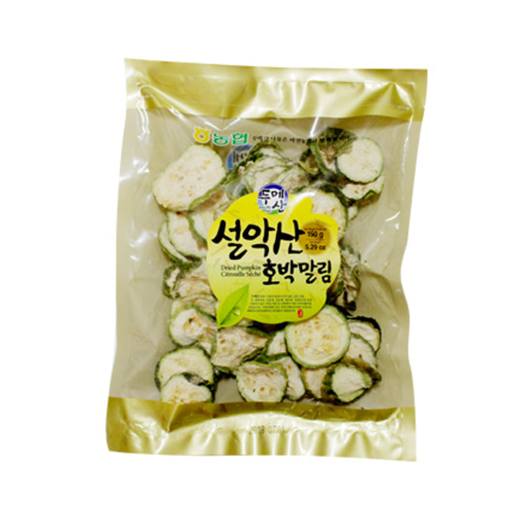 DH1011<br>Nonghyup Dried Pumpkin 20/5.29Oz(150G)