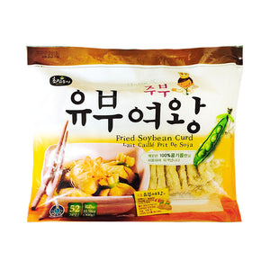 EC0015<br>Choripdong Fried Soybean Curd 10/10.58Oz(300G)