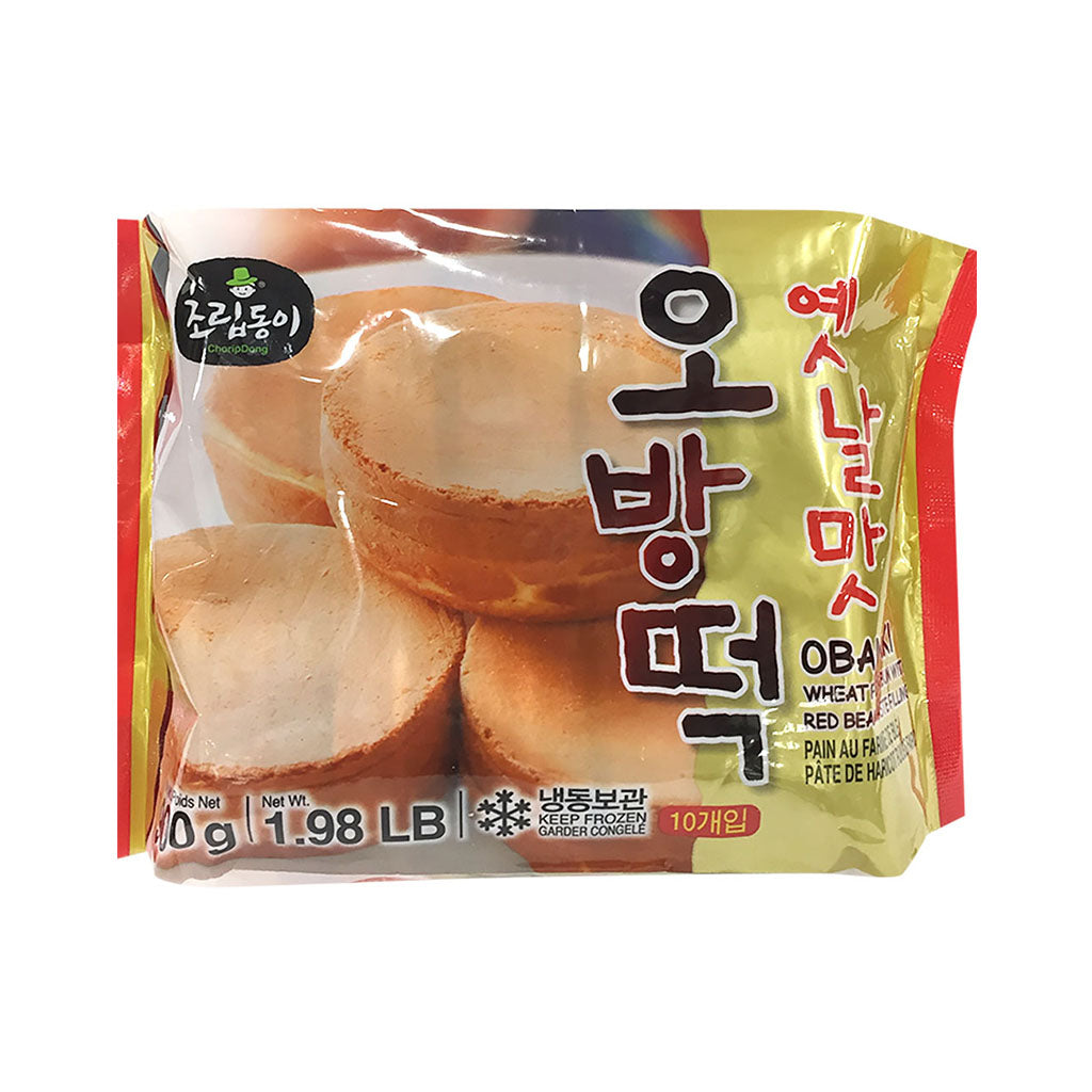 EC1024<br>Choripdong Red Bean Filling Rice Cake12/900G