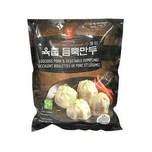 EC3109<br>Hansang Juicy Meat Dumpling 12/1.5LB(680G)