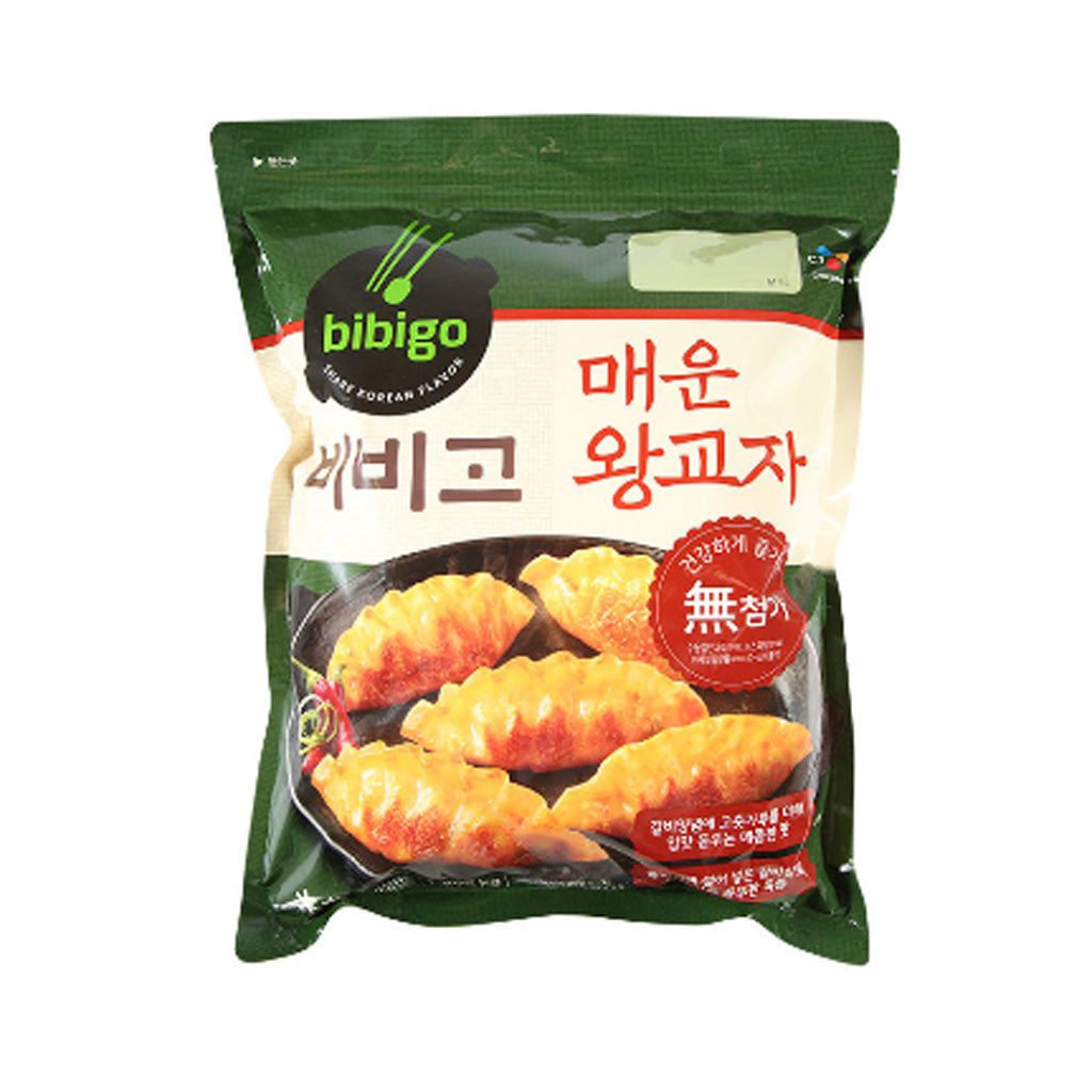 EC4997<br>CJ Bibigo Spicy Pork Dumpling 12/680G(24Oz)