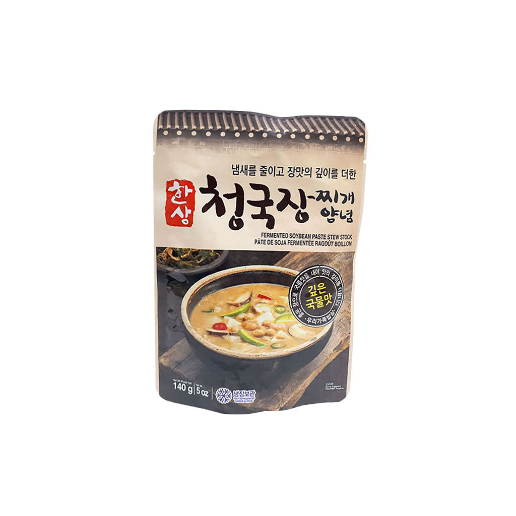 EH1005<br>Hansang Seasoned Rich Soybean Paste Stew(Bundle) 10/3/140G