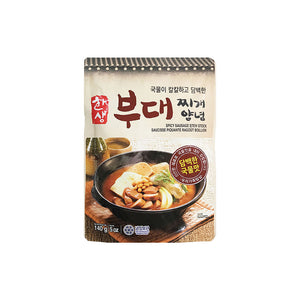 EH1008<br>Hansang Seasoned Sausage Stew (Bundle) 10/3/140G