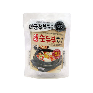 EH1011<br>Hansang Seasoned Soft Tofu Stew(Bundle) 10/3/140G