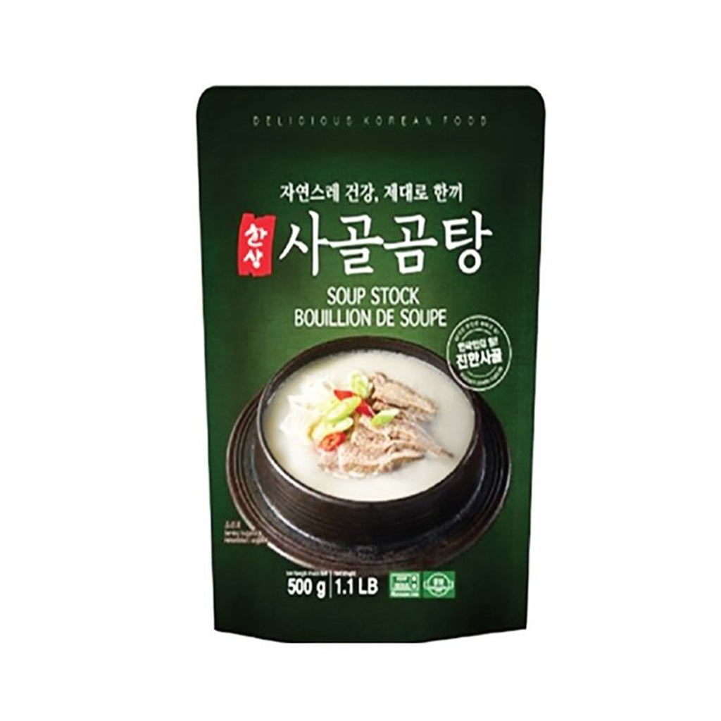 EH1042<br>HANSANG)BEEF BONE SOUP 12/500ML