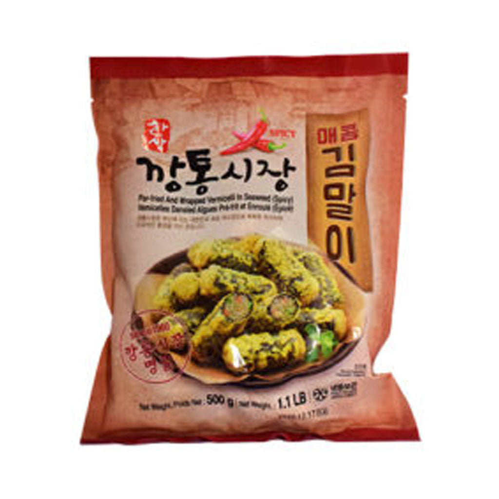 EH1066<br>Hansang Deep Fried Seaweed Roll (Hot) 20/500G