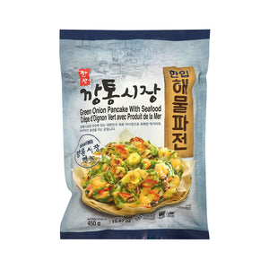 EH1073<br>Hansang Green Onion Pancake With Seafood 15/450G