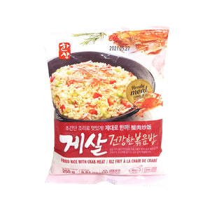 EH1098<br>Hansang Fried Rice(Crabmeat) 12/250G