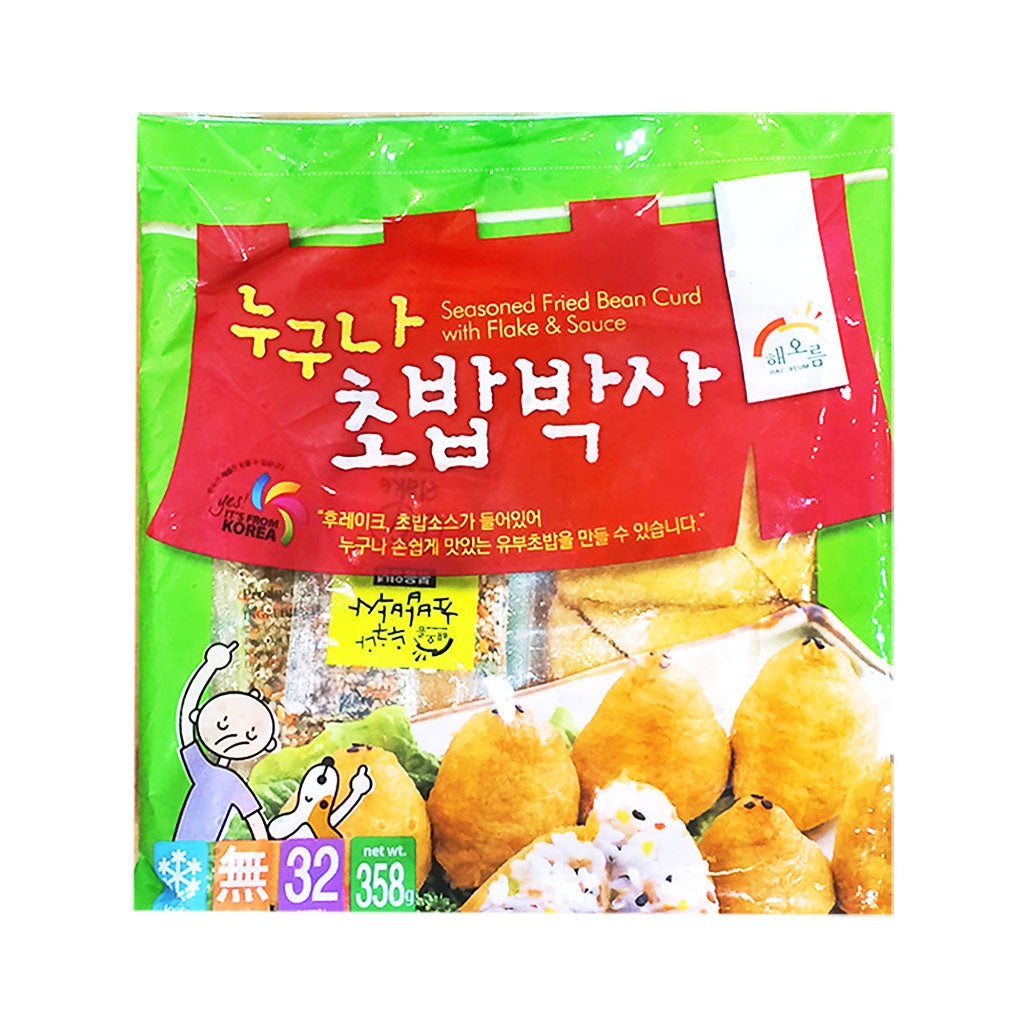 EH9055<br>Haioreum Seasoned Fried Soybean Curd 16/11.2Oz(358G)
