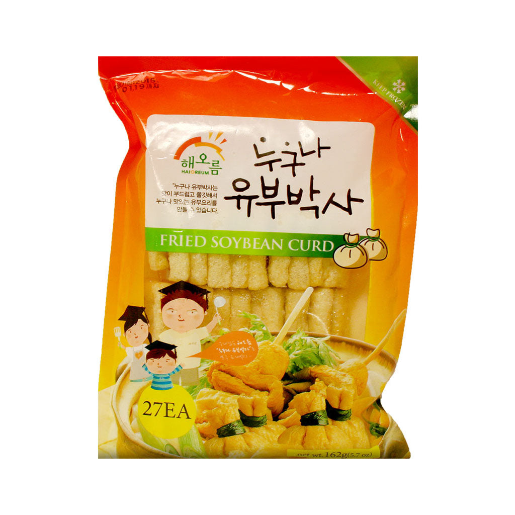 EH9056<br>HOR)FROZEN FRIED SOYBEAN CURD 15/5.7OZ(162G)