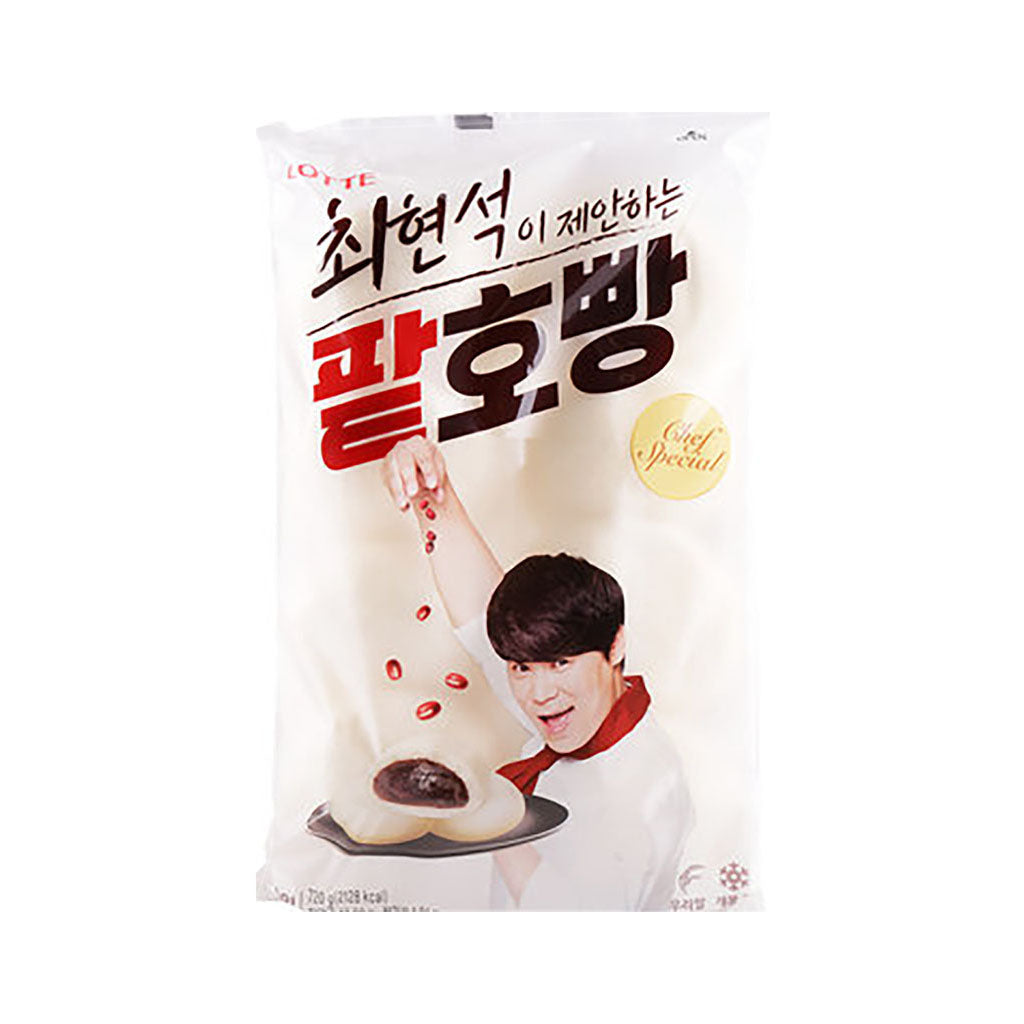 EL2005<br>LOTTE)C.H.S CHEF RED BEAN BUN(8PCS) 12/720G