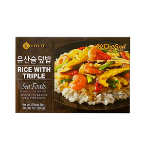 EL6005<br>Lotte Food Instant Rice 18/300G