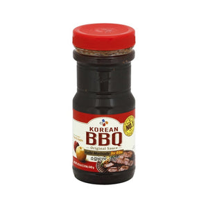 KB1103A<br>Beksul Galbi Sauce For Beef 8/840G
