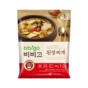 KB1502<br>CJ Bibigo Soybean Paste Stew 12/460G