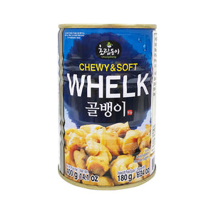KC1681<br>Choripdong Canned Whelk 24/400G