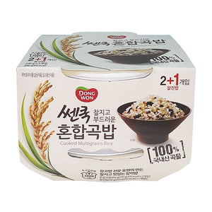 KD1063<br>Dongwon Cooked Multigrains Rice 6/3/210G