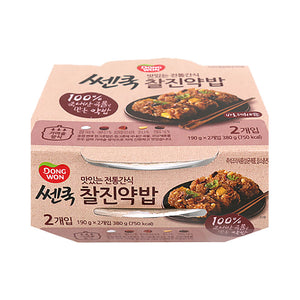 KD1081<br>Dongwon Flavoured Glutinous Rice Mixed(2Pcs) 12/2/190G