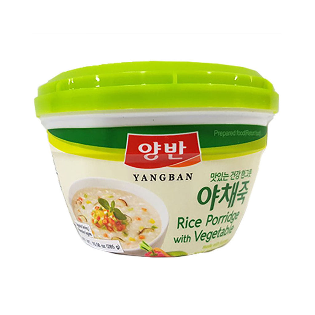 KD1102<br>Dongwon Rice Porridge (Vegetables) 24/285G