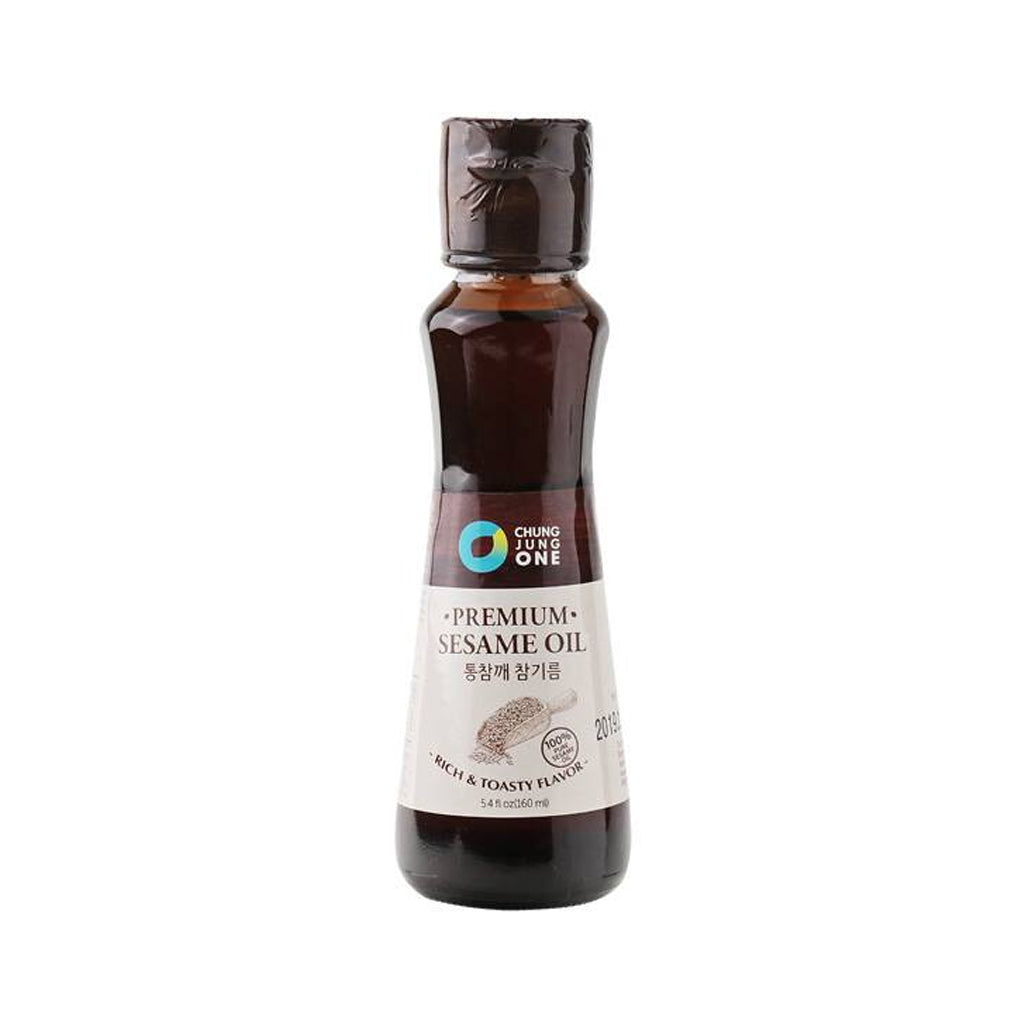 KD1110<br>Chungjungone Premium Sesame Oil 20/160ML