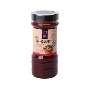 KD1321<br>Chungjungone Pork Bulgogi Marinade 12/840G