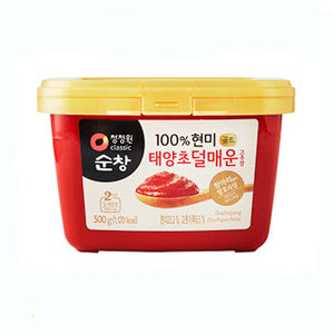 KD3027<br>Chungjungone Hot Pepper Paste(Mild) 20/1.1LB(500G)
