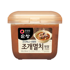 "KD3043<br>Chungjungone Clam&Anchovy Soy Bean Paste 8/900G ""G-312"""