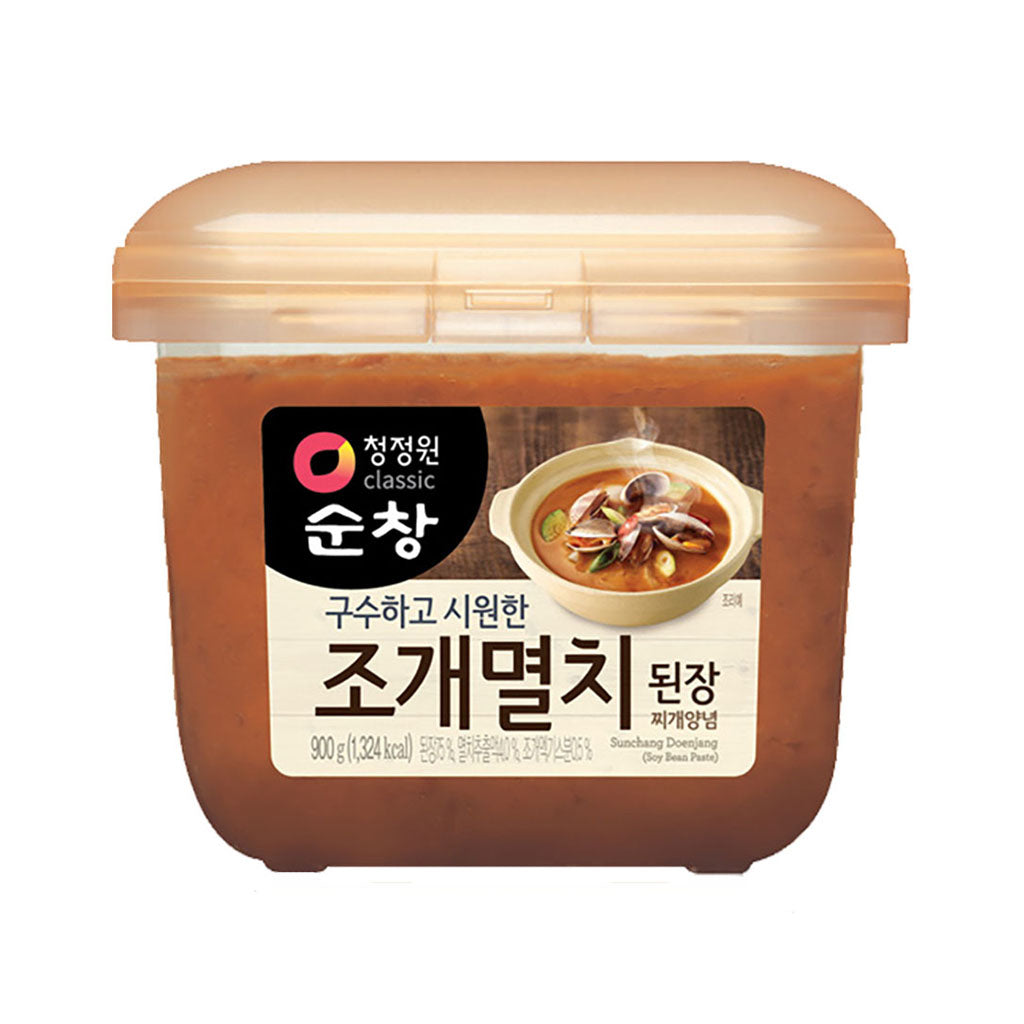 KD3043<br>Chungjungone Clam&Anchovy Soy Bean Paste 8/900G