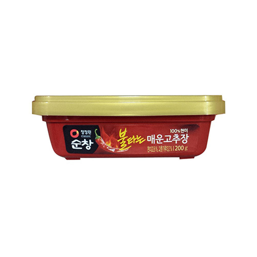 KD3095<br>Chungjungone Brown Rice Extra Hot Pepper Paste 30/200G
