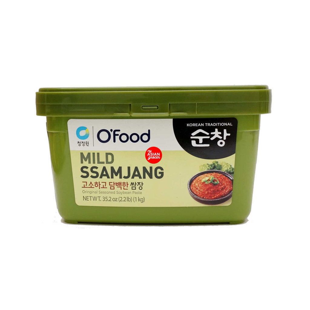 KD3201A<br>Chungjungone Ofood Seasoned Soybean Paste(Pl) 12/1Kg