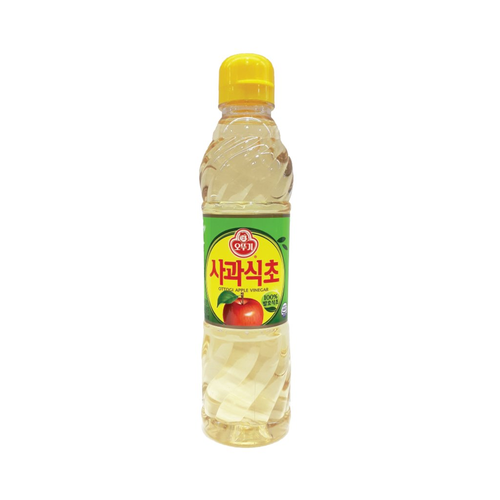 KO1182A<br>Ottogi Apple Vinegar 24/500ML