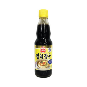 KO1192<br>Ottogi Anchovy Soup Base Concentrate 15/360ML
