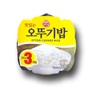 KO1201C<br>Ottogi Cooked Rice(Multi) 6/3/210G