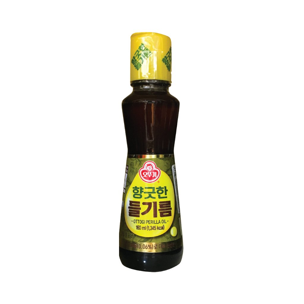 KO1532L<br>Ottogi Perilla Oil 12/160ML