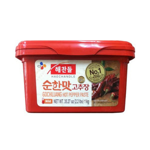 KS2088<br>CJ Haechandle Hot Pepper Paste (Mild) 12/1Kg