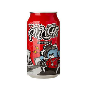 LB3013<br>Bohae Krunk Punch Can (Cherry Sparkling) 4/6/350ML
