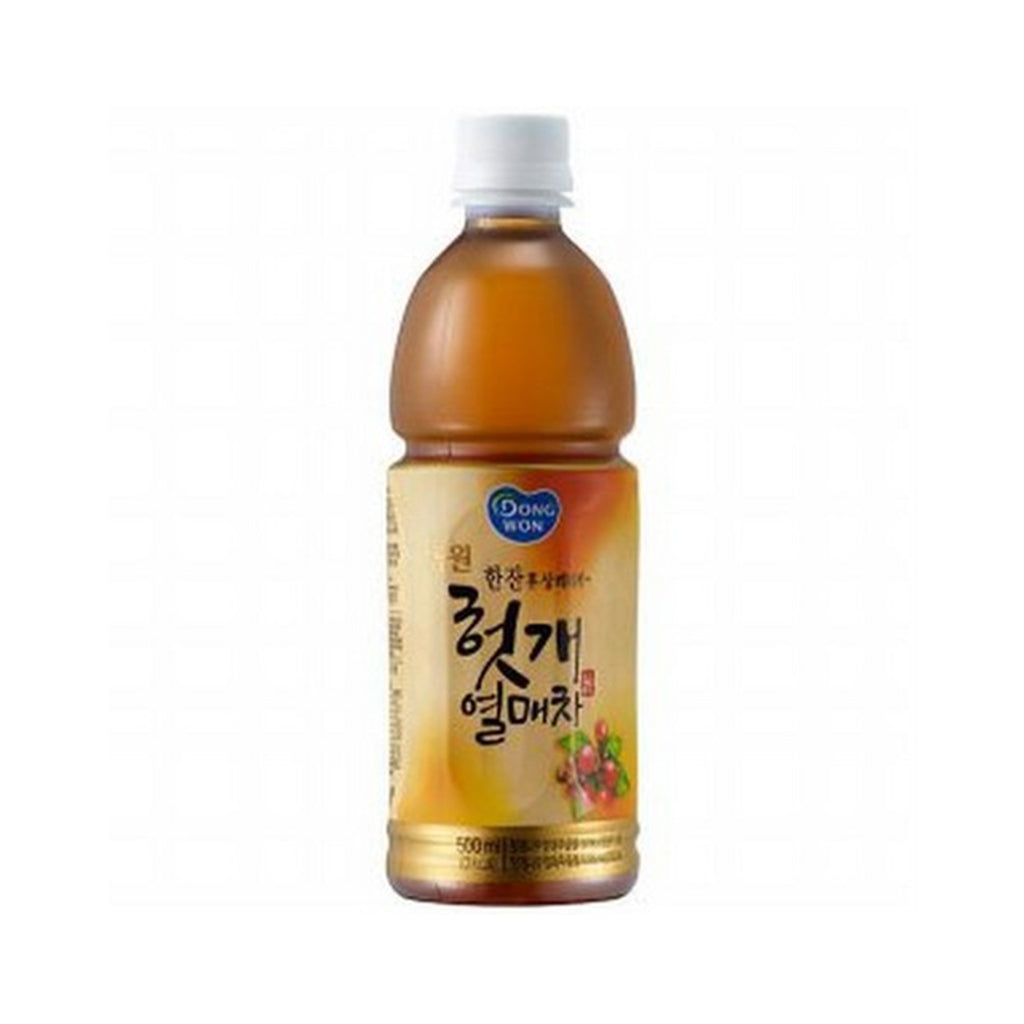 LD1034<br>Dongwon Hovenia Tea 20/500ML
