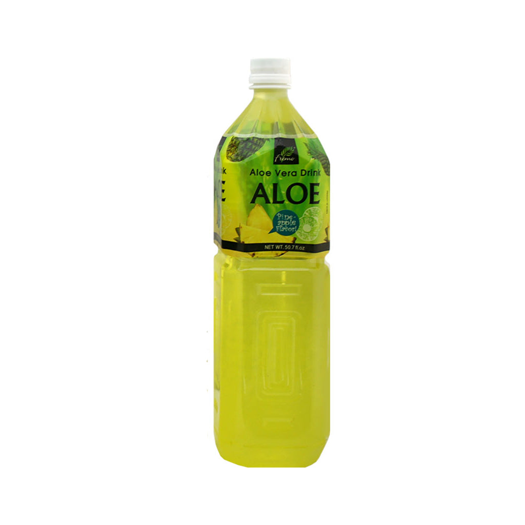 LG2007E<br>Fremo Aloe Drink Pineapple 12/1.5L