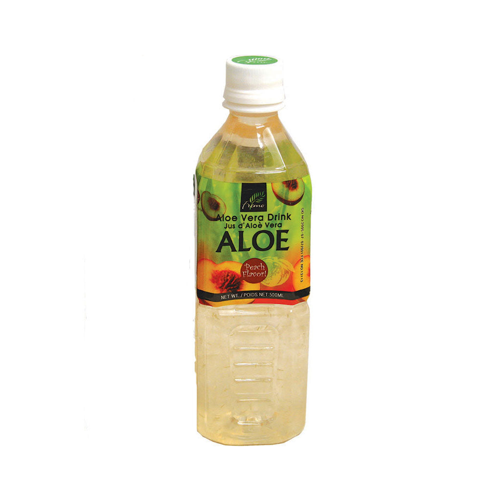 LG2008A<br>Fremo Aloe Drink Peach 20/500ML